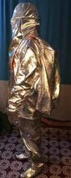 Aluminized Kevlar Fire Proximity Suit - Coverall