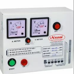 Submersible Pump Control Panels, For Industrial And Agriculture, Packaging Type: Box