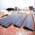 Industrial Solar Rooftop Power Generating Plant