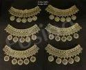 Indian Reverse Ad Necklace Set