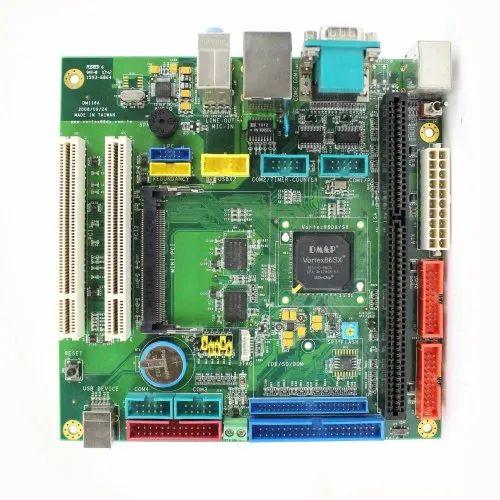 Vortex 86SX ISA Motherboard