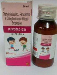 Paracetamol  Phenylephrine HCLChlorpheniramine Maleate IP