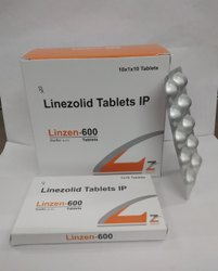 Linezolid 600 Mg Tablets