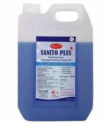 SANITO PLUS HAND SANITIZER