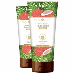 Vitamin Therapy Herbal Fruit Face Wash, Gel, Age Group: Adults