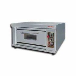 Commercial Gas Pizza Oven 1 Deck 1 Tray Berjaya