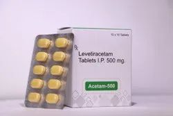 Levetiracetam 500mg Tablet