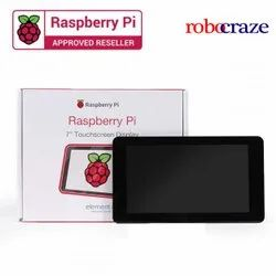 Raspberry PI Touch Screen Display - Robocraze