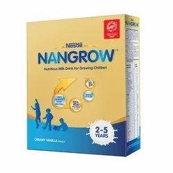 Nangrow Nutritious Milk Drink For Growing Children Milk Powder
