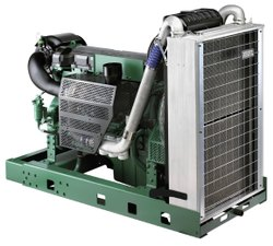 Volvo Generator 380 Kva