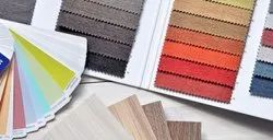 Gaurika 100 % polyester Home Textile Fabric, For Upholstery