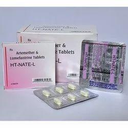 Artemether And Lumefantrine Tablets