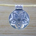 925 Sterling Silver Jewelry Plain Silver Pendants 925