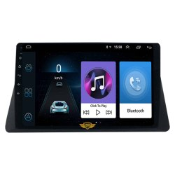 Wifi Ateen Car Music System With Navigation Touch Screen For Honda Accord, Android, Size: 9''