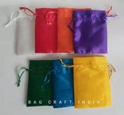 Satin Bags