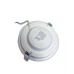 Cool White 18 W LED Round Panel Light, For Home, Office