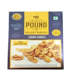 Pound Walnut Kernels, Packaging Type: Box, Packaging Size: 250 G