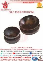 Gold Tool Pitch Bowls