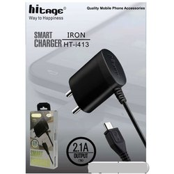 Black HT-i413 Smart Iron Charger