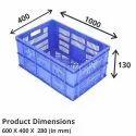 Plastic Vegetable Crates