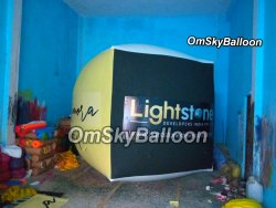 Square Shape Sky Balloon