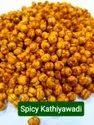 Solid Namkeen Spicy Kathiyawadi Chana, Packaging Type: Pp Bag