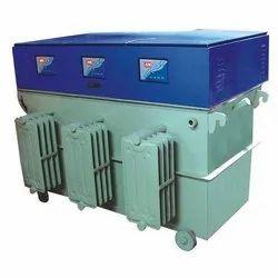 Three Phase 1-3300 Kva Digital Servo Voltage Stabilizer