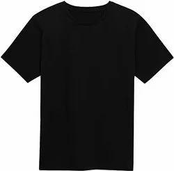 Black Round T Shirts