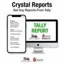 Online/cloud-based Crystal Reports In Tally, For Windows, Free Demo/trial Available