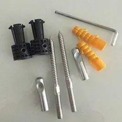 12mm LN Key Rack Bolt