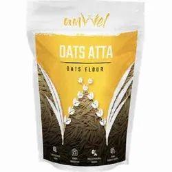 Wheat Amwel Oats Atta, 500gram, Packaging Type: Pouch