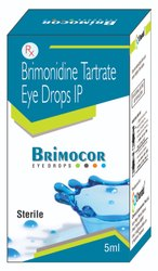 BRIMONIDINE TARTRATE 0.15% EYE DROPS (BRIMOCOR)