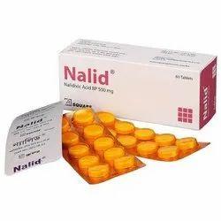Nalidixic Acid Tablet