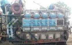 Man B&W 10V23L-VO Complete Engine