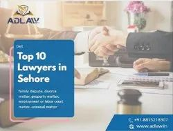 Top 10 Lawyers In Sehore