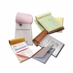 Bill-Book Printing Service