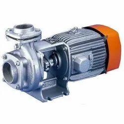 Cast Iron Three Phase Monoblock Pump, 0.5 Hp, 2880 Rpm