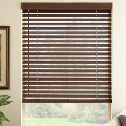 Wooden Curtain Blinds