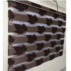 PVC Printed Glossy Blinds