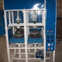 Thali And Dona Making Machine