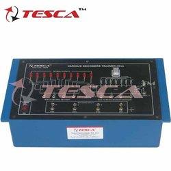Various Decoder Using ICs Trainer