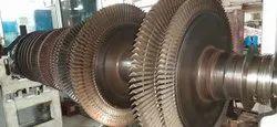 Rotor Dynamic Balancing Service