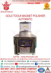 Gold Tool Jewellery Magnetic Polisher Machine