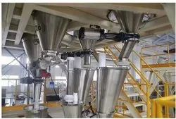 Automatic Batching and Blending System