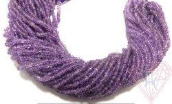 Amethyst Jewelry Strands