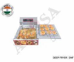 Akasa Indian Electric Donut Fryers