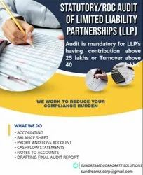 Individual Consultant Statutory/ROC Audit of LLP (Limited Liability Partnerships), Pan India
