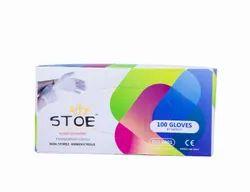 280 Mm Non Sterile Ambidextrous Examination Gloves