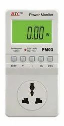 HTC PM-03 POWER MONITER FOR CALIBRATION LAB