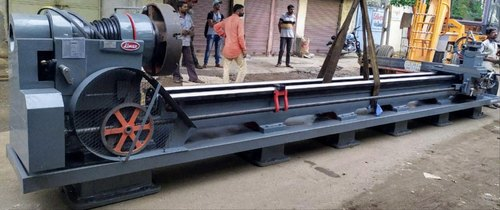 Limax Extra Heavy Duty Lathe Machine